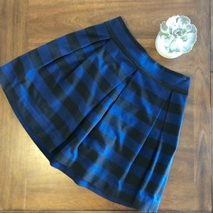 Kate Spade ♠️ Skirt the Rules Stripe Skirt